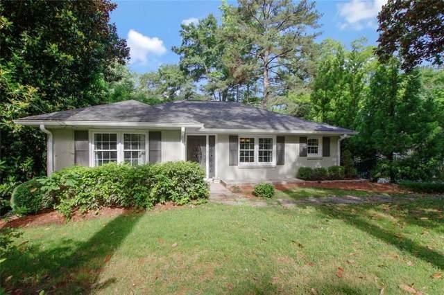 3902 Peachtree Dunwoody Road NE, Atlanta, GA 30342 (MLS #6885972) :: North Atlanta Home Team