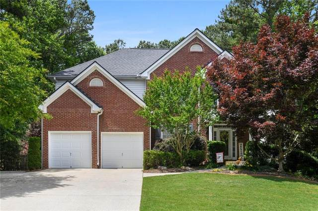 4975 Heritage Crossing Drive SW, Powder Springs, GA 30127 (MLS #6886027) :: Path & Post Real Estate
