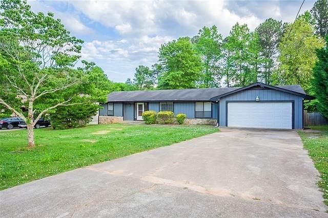 1052 Strawberry Lane, Ellenwood, GA 30294 (MLS #6886146) :: Path & Post Real Estate