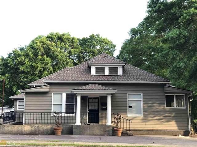 260 W Pike St, Lawrenceville, GA 30046 (MLS #6886161) :: North Atlanta Home Team