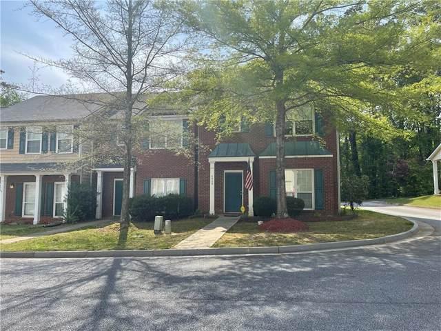4909 Robinson Square Drive NW, Acworth, GA 30101 (MLS #6886169) :: North Atlanta Home Team