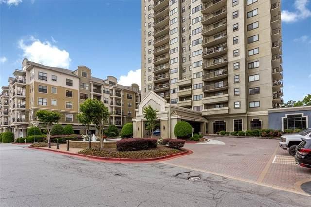 795 Hammond Drive #608, Atlanta, GA 30328 (MLS #6886201) :: RE/MAX Prestige