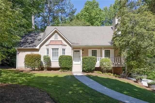 284 Martin Way SW, Marietta, GA 30064 (MLS #6886215) :: North Atlanta Home Team