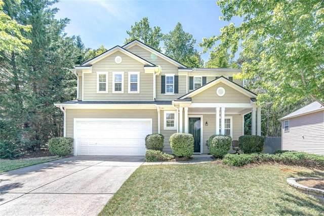 407 Howell Crossing, Canton, GA 30115 (MLS #6886305) :: North Atlanta Home Team
