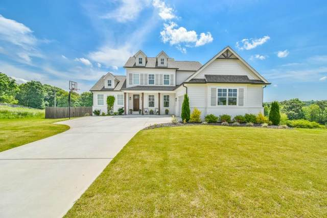 5742 Avalon Commons Way, Clermont, GA 30527 (MLS #6886307) :: The Gurley Team