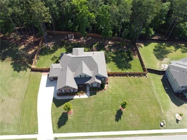 495 Thomas Drive, Loganville, GA 30052 (MLS #6886310) :: Rock River Realty