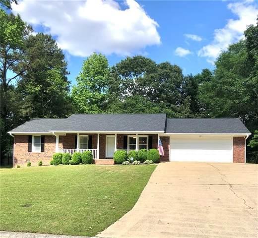 1795 Strawvalley Road, Lawrenceville, GA 30043 (MLS #6886329) :: North Atlanta Home Team