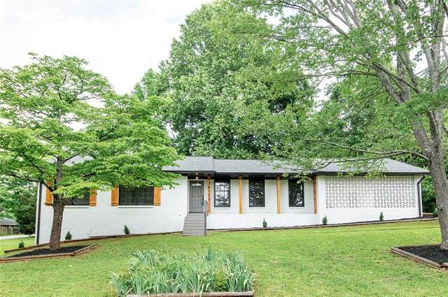 1870 Gherry Drive, Austell, GA 30106 (MLS #6886369) :: Kennesaw Life Real Estate