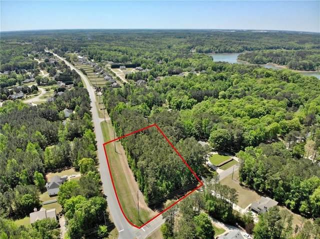 0 Lake Dow Road, Mcdonough, GA 30252 (MLS #6886396) :: Rock River Realty