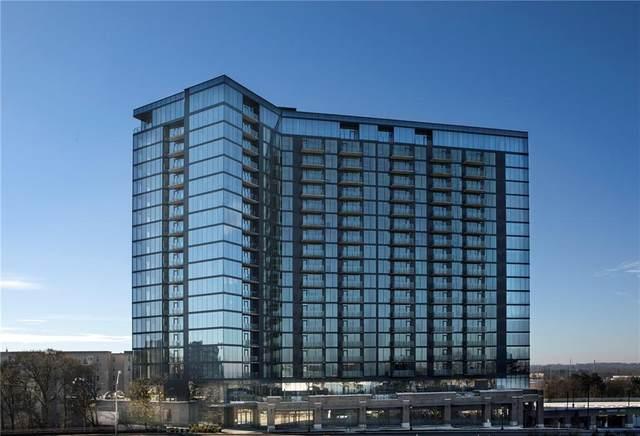 788 W Marietta Street #1710, Atlanta, GA 30318 (MLS #6886408) :: Path & Post Real Estate