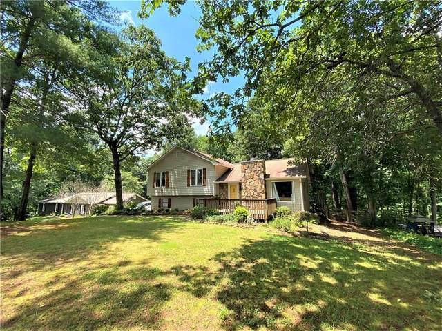 145 Little Brook Drive, Woodstock, GA 30188 (MLS #6886415) :: Lucido Global