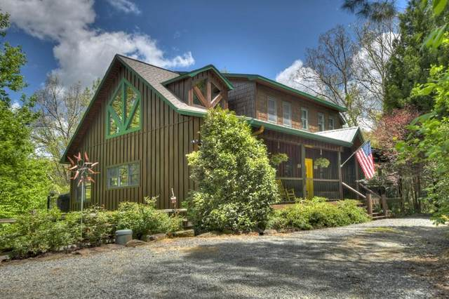 183 River Lodge Drive, Blue Ridge, GA 30513 (MLS #6886463) :: The Realty Queen & Team