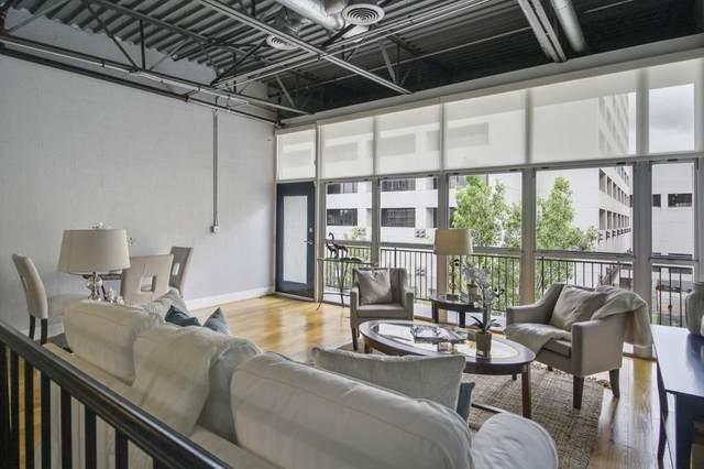 33 Ponce De Leon Avenue NE #301, Atlanta, GA 30308 (MLS #6886467) :: Path & Post Real Estate