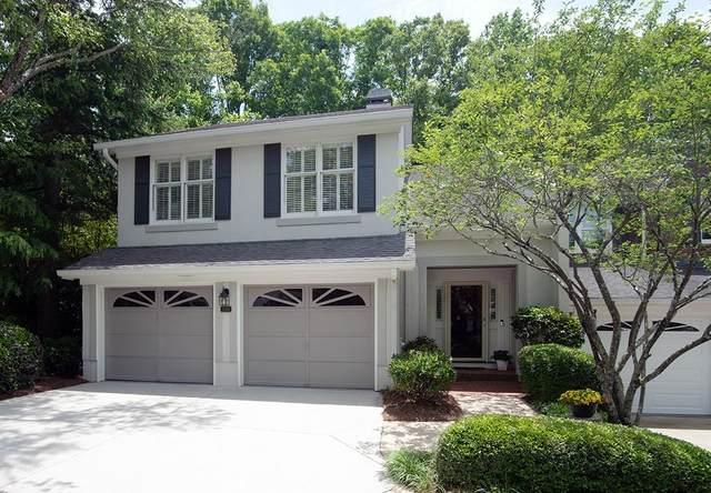 5644 River Oaks Place 7-B, Atlanta, GA 30327 (MLS #6886483) :: North Atlanta Home Team