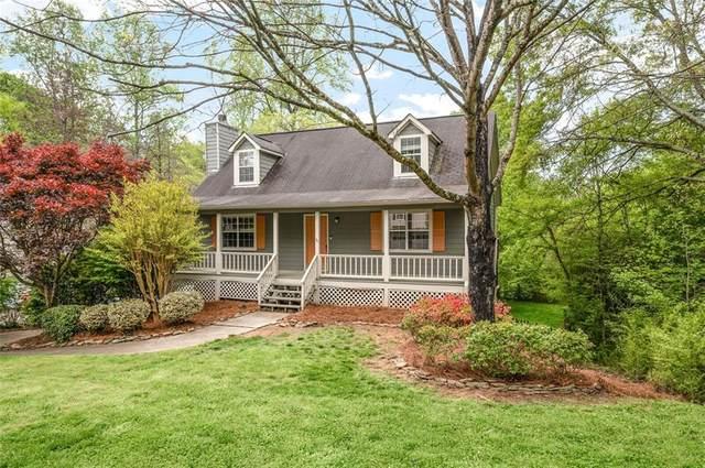 1436 Glynn Oaks Drive SW, Marietta, GA 30008 (MLS #6886537) :: North Atlanta Home Team