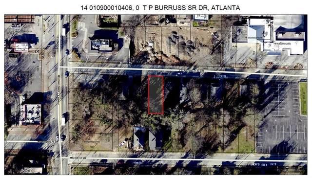 0 Tp Burruss State Road Drive, Atlanta, GA 30314 (MLS #6886588) :: Kennesaw Life Real Estate
