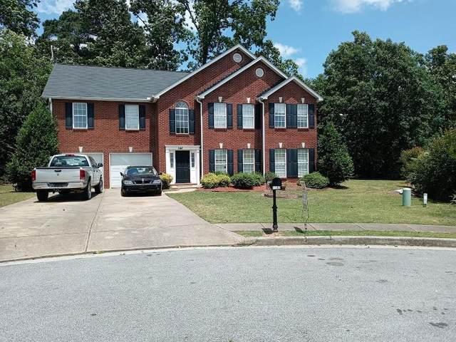 1142 Pine Lake Drive, Grayson, GA 30017 (MLS #6886596) :: Kennesaw Life Real Estate