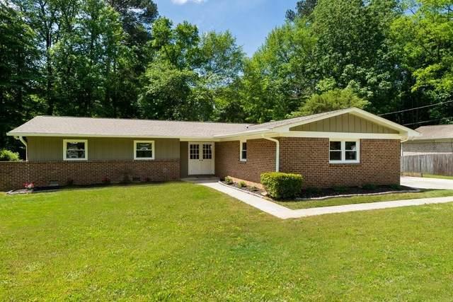 4227 Bonaparte Drive, Tucker, GA 30084 (MLS #6886630) :: RE/MAX Prestige