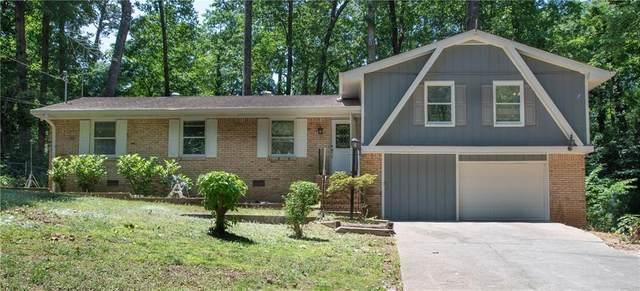 614 Continental Drive, Lawrenceville, GA 30044 (MLS #6886727) :: North Atlanta Home Team