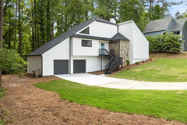 2211 Rock Ridge Road, Marietta, GA 30062 (MLS #6886743) :: Path & Post Real Estate