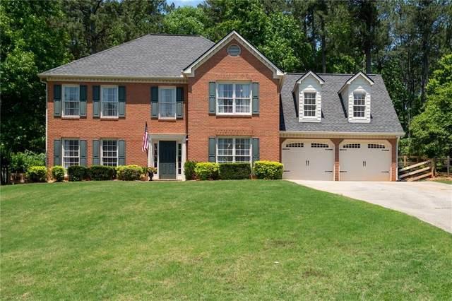 5814 Fairwood Circle NW, Acworth, GA 30101 (MLS #6886825) :: North Atlanta Home Team