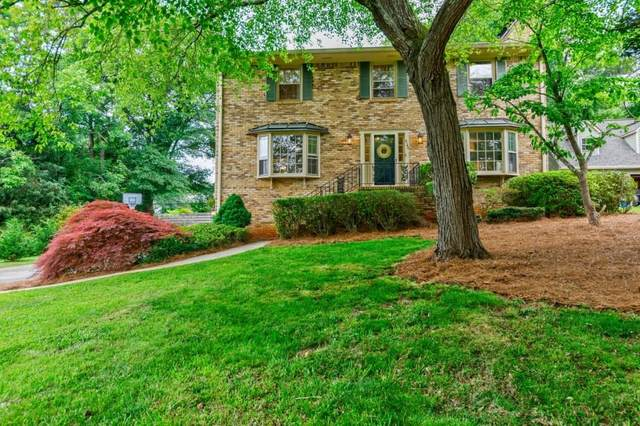 4183 Julie Court, Kennesaw, GA 30144 (MLS #6886839) :: North Atlanta Home Team