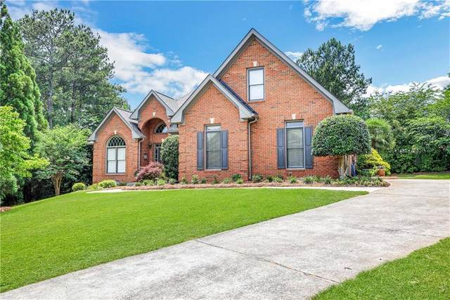 2040 Montview Circle, Mcdonough, GA 30253 (MLS #6886842) :: North Atlanta Home Team