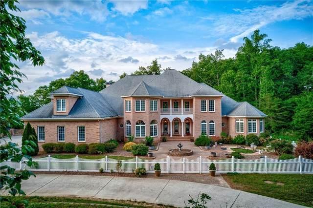 1733 Grizzle Road, Dawsonville, GA 30534 (MLS #6886848) :: North Atlanta Home Team
