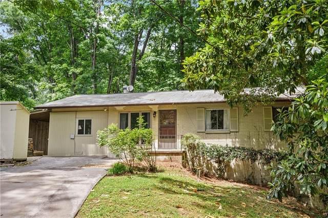 2072 Clairmont Terrace NE, Atlanta, GA 30345 (MLS #6886858) :: North Atlanta Home Team
