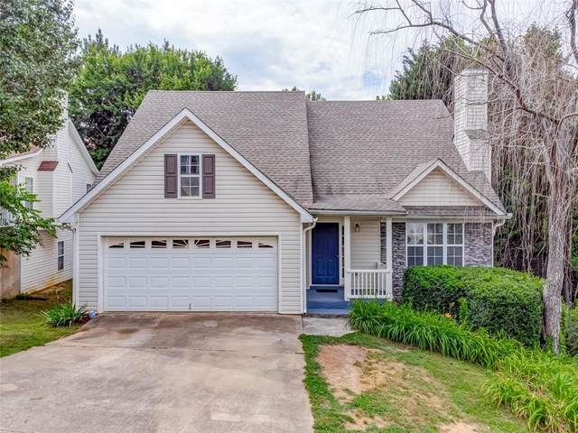 252 Hillcrest Ridge, Canton, GA 30115 (MLS #6886881) :: North Atlanta Home Team
