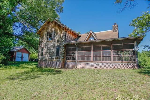 400 Turkey Creek Road, Carnesville, GA 30521 (MLS #6886958) :: Path & Post Real Estate
