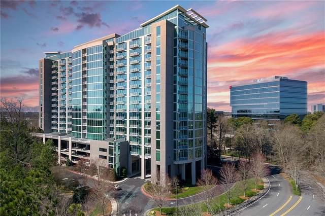 3300 Windy Ridge Parkway SE #1310, Atlanta, GA 30339 (MLS #6887002) :: Todd Lemoine Team