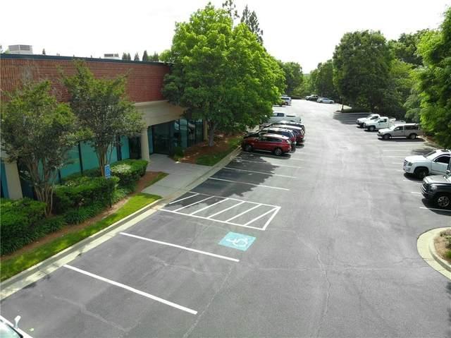 5910 Shiloh Road E #111, Alpharetta, GA 30005 (MLS #6887024) :: Dillard and Company Realty Group