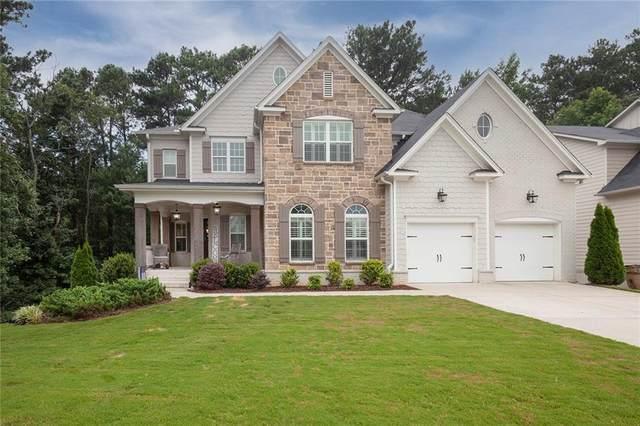 138 Edinburgh Drive, Canton, GA 30115 (MLS #6887040) :: North Atlanta Home Team