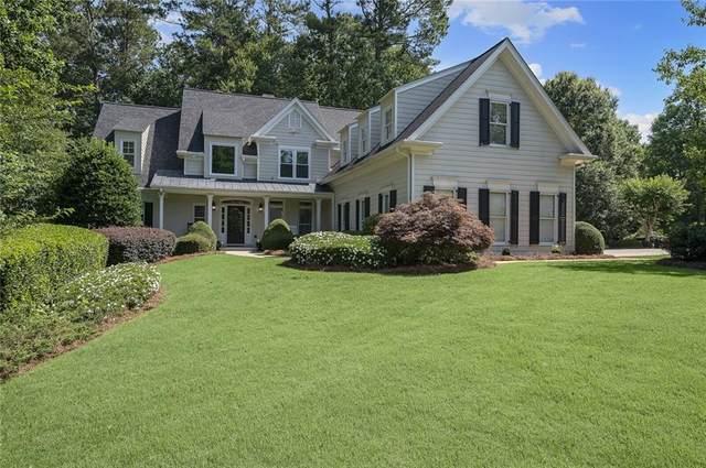605 Oak Farm Lane, Alpharetta, GA 30004 (MLS #6887078) :: North Atlanta Home Team