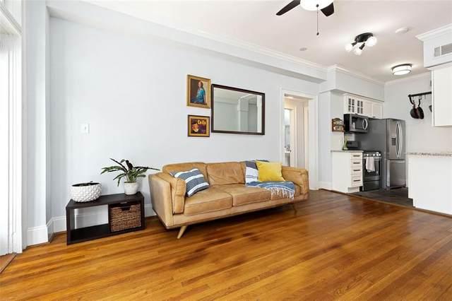 908 Juniper Street NE #105, Atlanta, GA 30309 (MLS #6887081) :: Path & Post Real Estate