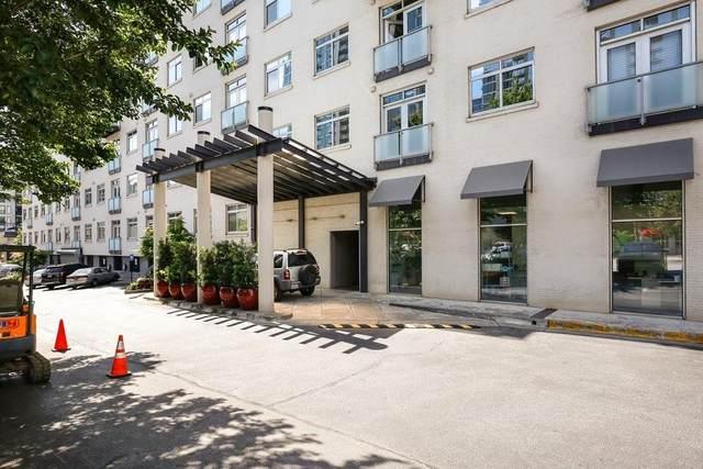805 Peachtree Street NE #213, Atlanta, GA 30308 (MLS #6887155) :: Path & Post Real Estate