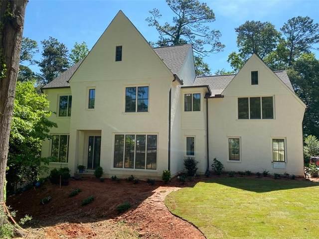 2951 W Roxboro Road NE, Atlanta, GA 30324 (MLS #6887185) :: North Atlanta Home Team