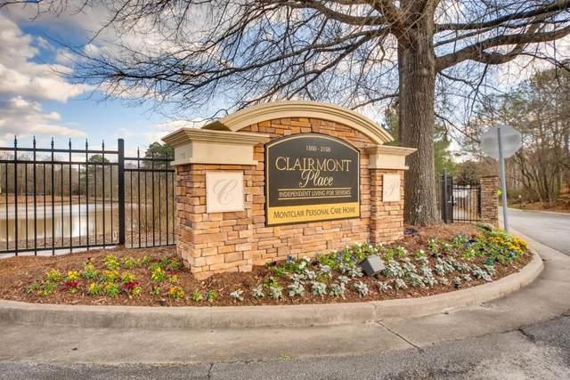 1800 Clairmont Lake A621, Decatur, GA 30033 (MLS #6887250) :: North Atlanta Home Team