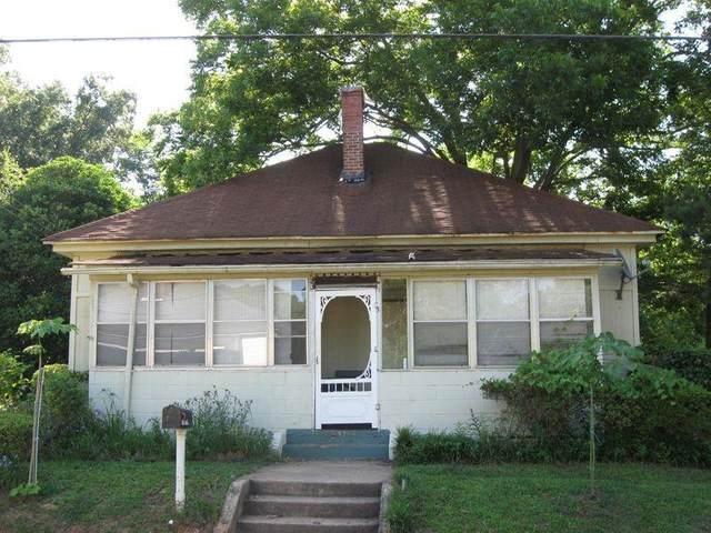 17 Sixth Street, Griffin, GA 30223 (MLS #6887320) :: North Atlanta Home Team