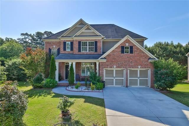 1770 Mountain Oak Road NW, Kennesaw, GA 30152 (MLS #6887418) :: Path & Post Real Estate