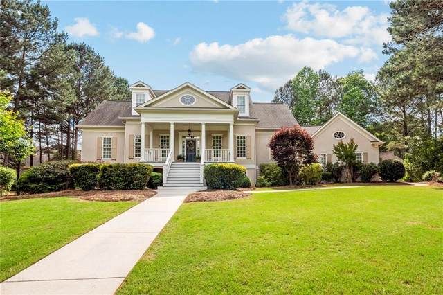 115 Newhaven Drive, Fayetteville, GA 30215 (MLS #6887432) :: North Atlanta Home Team