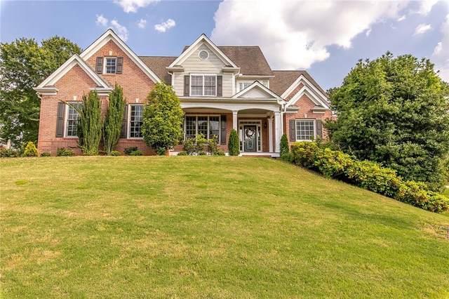 81 Timber Creek Lane, Acworth, GA 30101 (MLS #6887454) :: North Atlanta Home Team