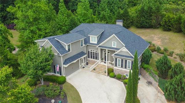 513 Tower Trace, Canton, GA 30115 (MLS #6887506) :: The Huffaker Group