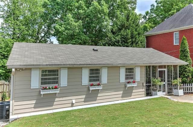 6349 Lakeview Drive, Buford, GA 30518 (MLS #6887508) :: North Atlanta Home Team
