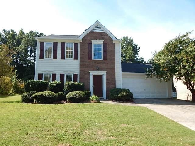 1027 Winterglen Way, Austell, GA 30168 (MLS #6887522) :: North Atlanta Home Team