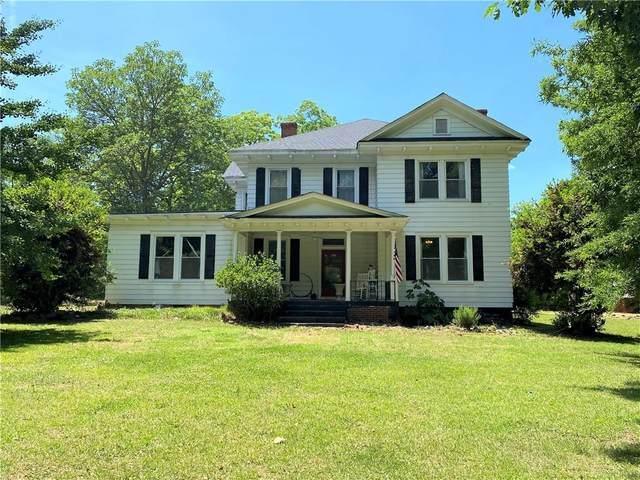 1497 N 2nd Street, Griffin, GA 30223 (MLS #6887525) :: The Heyl Group at Keller Williams