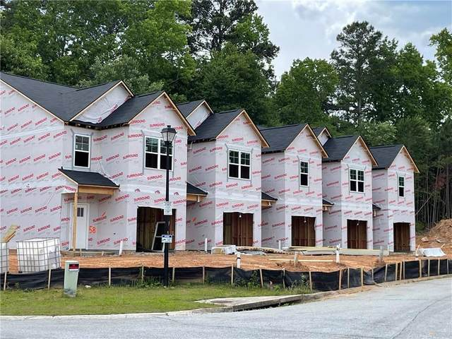 6319 Redan Square #63, Lithonia, GA 30058 (MLS #6887588) :: North Atlanta Home Team