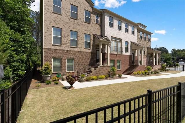 354 Provenance Drive, Sandy Springs, GA 30328 (MLS #6887590) :: North Atlanta Home Team