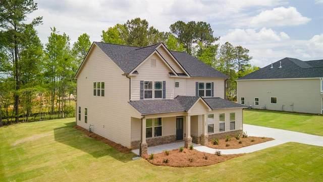 425 Darien Drive, Senoia, GA 30276 (MLS #6887615) :: Kennesaw Life Real Estate